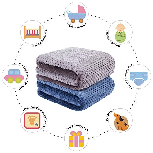 Msicyness Pet Blanket Premium Fleece Fabric Blankets Soft and Warm Dogs /& Cats Throw for Couch,Furniture Chair and Bed Baby Toddler Human Suitable